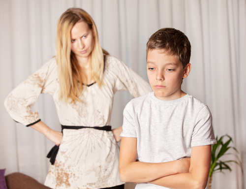 """Saying """"I'm disappointed"""" can Damage Relationships: Children"""
